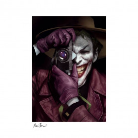 DC Comics impression - Art Print Joker The Killing Joke by Ben Oliver - 46 x 61 cm - non encadrée