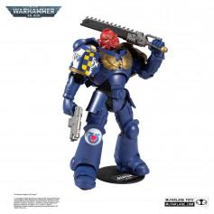 Mc Farlane - Space Marines Red/Blue - Warhammer 40K