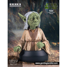Gentle Giant - Star Wars - buste 1/6 Yoda Concept Series SDCC 2018 Exclusive