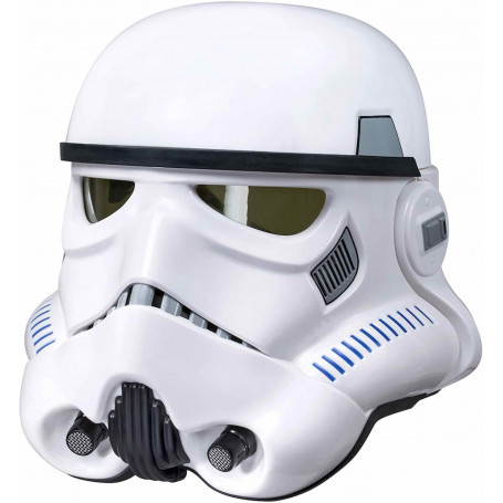 Hasbro - CasqueStormtrooper - Star Wars Black Series Helmet 1:1 Replica Premium