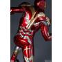 Sideshow - Iron Man Mark XLIII - Avengers L'Ère d'Ultron statuette 1/4