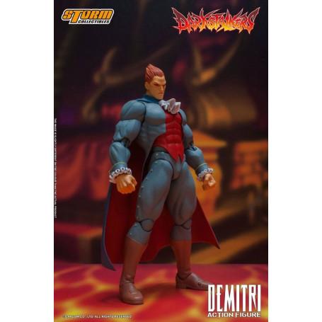 Storm Collectibles - Demitri Maximoff - Darkstalkers