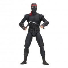 Neca - TMNT - FOOT SOLDIER 1/4 - Teenage Mutant Ninja Turtles - Les Tortues Ninja - The Movie