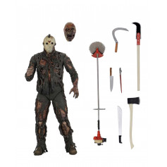 Neca Friday the 13th - Ultimate Jason Vorhees Part7 The New Blood