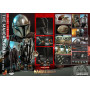 Hot Toys Star Wars - The Mandalorian and the Child Deluxe 1/4