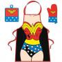 Set de cuisine Wonder Woman
