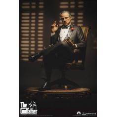 DAM TOYS - Le Parrain - The Godfather - Vito Andolini Corleone 1/3