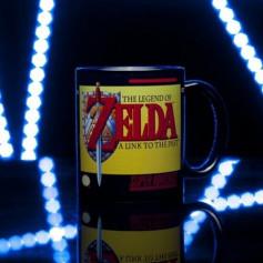 Mug Paladone NintendoThe Legend of Zelda 300 ml noir