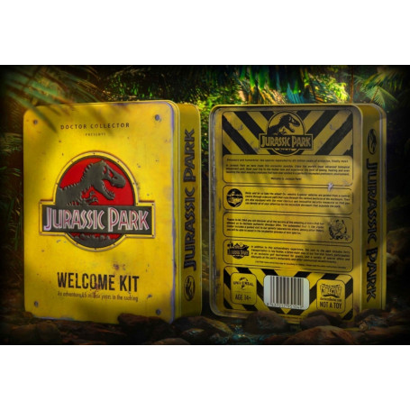 Doctor Collector - Jurassic Park: Welcome Kit
