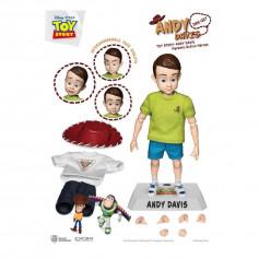 Beast Kingdom - Toy Story Andy Davis - figurine Dynamic Action Heroes 1/9