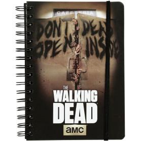 Walking Dead - Cahier A5 - Dead Inside