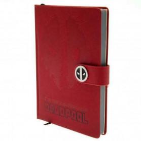 Marvel Cahier A5 Deadpool Premium