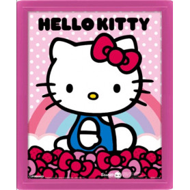 Cadre Relief 3D Hello Kitty