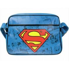 DC Comics - Superman sac bandoulière Officiel logo