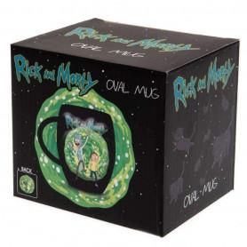 Rick And Morty - Tasse de thé en boite cadeau