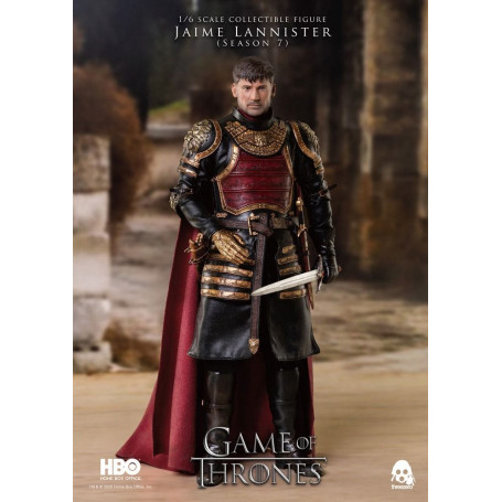 Three 0 - Game of Thrones Figurine 1/6 Jamie Lannister