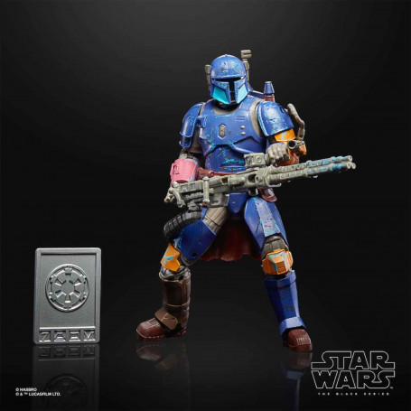 Star Wars Black Series - Heavy Infantry Mandalorian - Credit Collection