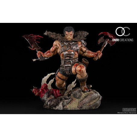 Oniri Creations - Berserk - Zodd – The Immortal