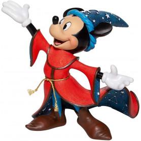 Enesco Disney Traditions - Fantasia Mickey Sorcier - 80th Anniversary - Haute Couture