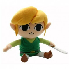 Nintendo Peluche Zelda Phantom Hourglass 24 cm