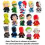 Kidrobot Mini Figurines DC Comics Série Modele aléatoire