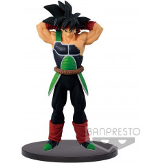 Banpresto - Dragon Ball Z - Bardock Ver.B (noir) - Creator X Creator