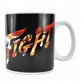 Street Fighter - Mug - Chaud/Froid E Honda Vs Zangief