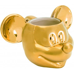 Mug - Mickey Mouse DELUXE 3D GOLDIDIGE CERAMIQUE