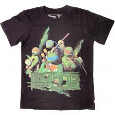 Tortues Ninja - T-shirt pour enfant