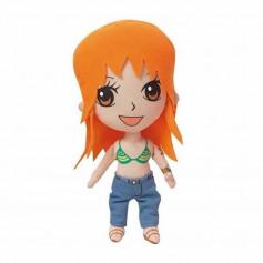 One Piece - Peluche - Nami Bearnie 18cm
