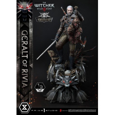 Prime One Studio Witcher 3 - statuette 1/3 Geralt von Riva Deluxe Version