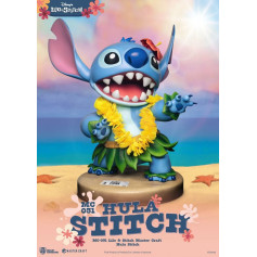 Beast Kingdom Disney - Master Craft Hula Stitch