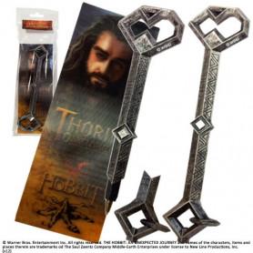Le Hobbit set stylo à bille et marque-page à effet 3D Thorin