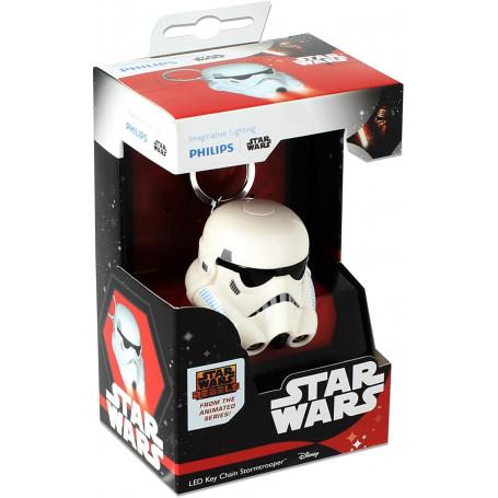 Star Wars - Porte-Clés LED Stormtrooper 5 Cm