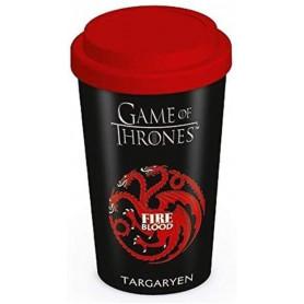 Game of Thrones - Mug - Thermos Targaryen