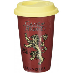 Game of Thrones - Mug - Thermos Lannister
