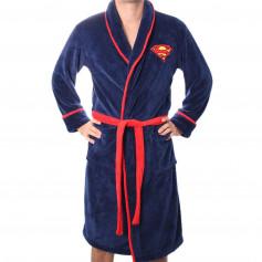 DC COMICS - Peignoir - Superman Adulte Taille Unique