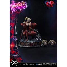 Prime 1 Studio - Harley Quinn Deluxe Bonus Version 1:3 Scale Statue - Batman Arkham City