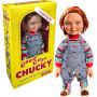Mezco Chucky Jeu d'enfant poupée parlante Good Guy Smiling