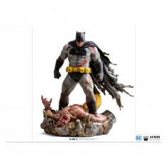 Iron Studios - Batman: Dark Knight diorama 1/6