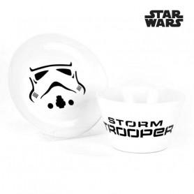 Star Wars - Céramique Bol et assiette Stormtrooper