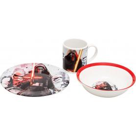 Star Wars - Set petit-déjeuner Céramique Kylo Ren & Stormtroopers