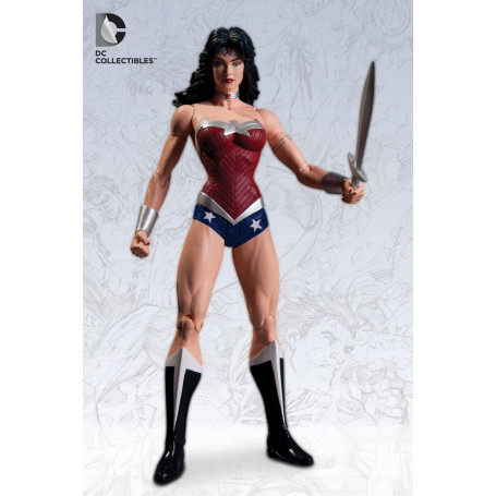 DC Collectibles Figurine Wonder Woman Justice League