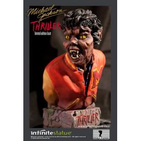Michael Jackson Buste Thriller Infinite
