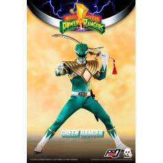 Three 0 - Green Ranger - Mighty Morphin Power Rangers FigZero 1/6