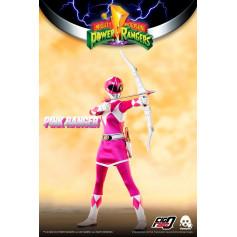 Three 0 - Pink Ranger - Mighty Morphin Power Rangers FigZero 1/6
