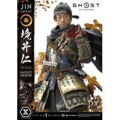 Prime 1 Studio - Ghost of Tsushima 1/4 Jin Sakai Deluxe Bonus Version