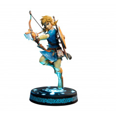F4F Link Breath of the Wild Collector The Legend of Zelda figurine PVC