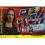 Hot Toys Cyberpunk 2077 - Johnny Silverhand - figurine Video Game Masterpiece 1/6