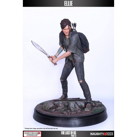 Gaming Heads - Ellie Statue 1/4 - The Last of Us